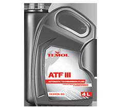 TEMOL ATF III - 4L - Temol, официальный интернет-магазин