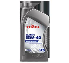 TEMOL CLASSIC 15W-40 - 1L - Temol, официальный интернет-магазин