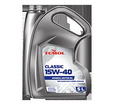 TEMOL CLASSIC 15W-40 - 5L - Temol, официальный интернет-магазин