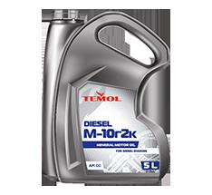 TEMOL DIESEL (М-10Г2К) - 5L - Temol, официальный интернет-магазин