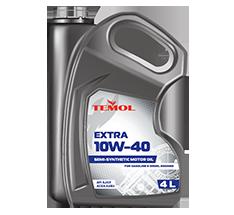TEMOL EXTRA 10W-40 - 4L - Temol, официальный интернет-магазин