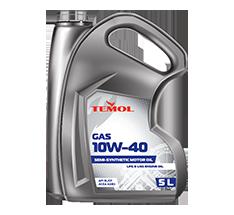TEMOL GAS 10W-40 - 5L - Temol, официальный интернет-магазин