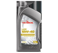 TEMOL LUXE 10W-40 - 1L - Temol, официальный интернет-магазин