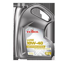TEMOL LUXE 10W-40 - 5L - Temol, официальный интернет-магазин