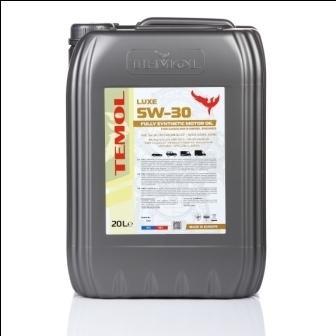 TEMOL LUXE 5W-30 - 20L - Temol, официальный интернет-магазин