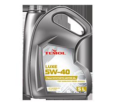 TEMOL LUXE 5W-40 - 5L - Temol, официальный интернет-магазин