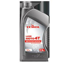 TEMOL LUXE MOTO 4T - 1L - Temol, официальный интернет-магазин