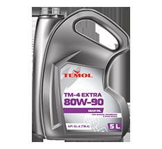 TEMOL ТМ-4 EXTRA 80W-90 - 5L - Temol, официальный интернет-магазин