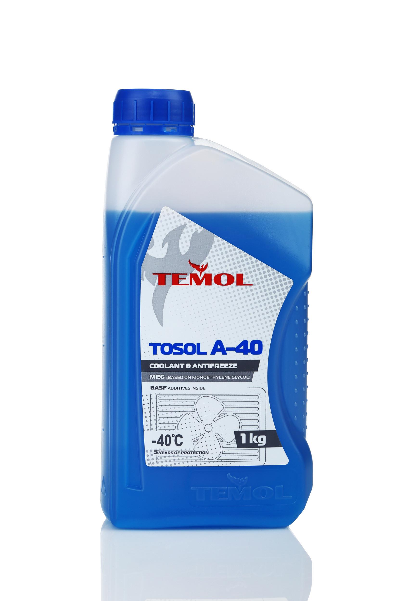 TEMOL TOSOL A-40 - 1L - Temol, официальный интернет-магазин