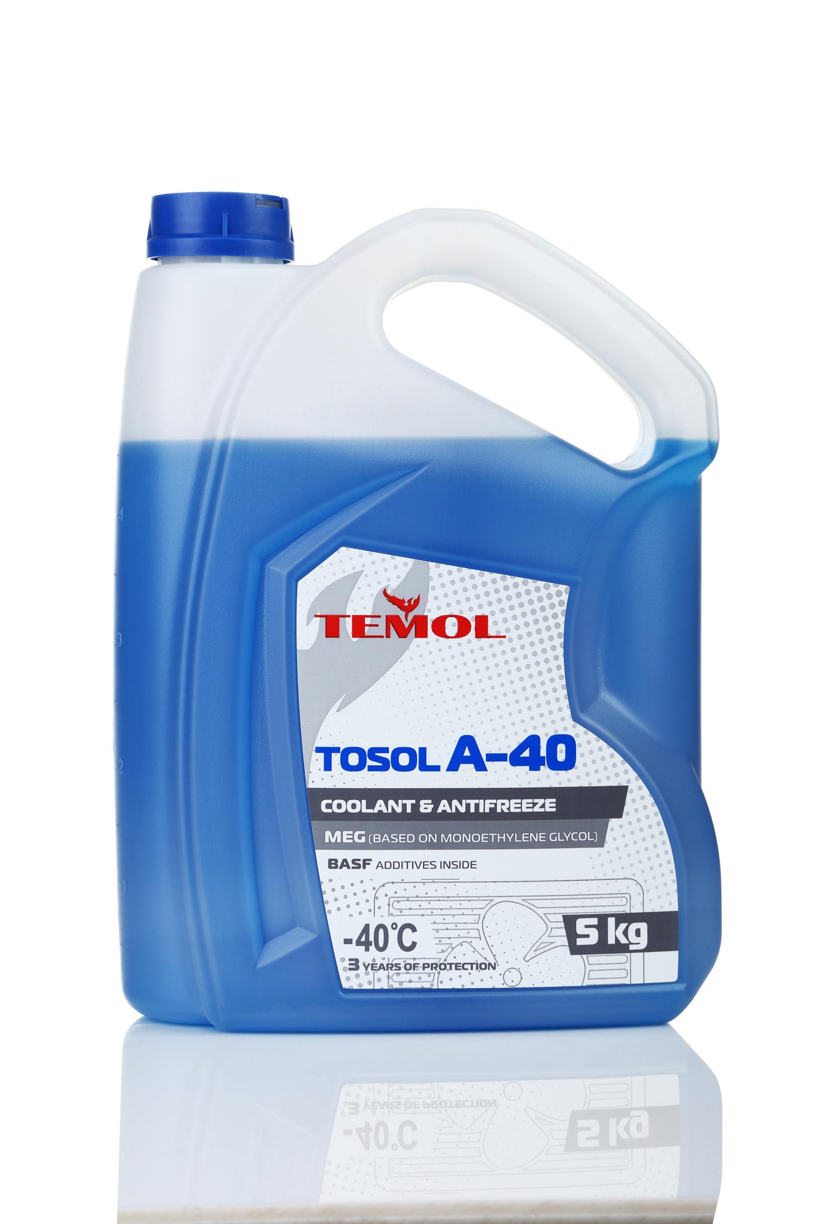 TEMOL TOSOL A-40 - 5L - Temol, официальный интернет-магазин