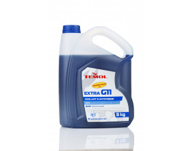 TEMOL ANTIFREEZE EXTRA CONCENTRATE G11 BLUE - 5L