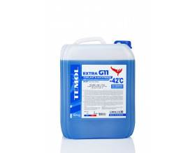TEMOL ANTIFREEZE EXTRA G11 BLUE - 10L