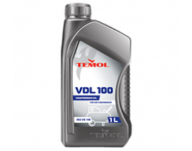 TEMOL COMPRESSOR OIL VDL 100 - 1L