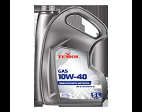 TEMOL GAS 10W-40 - 5L