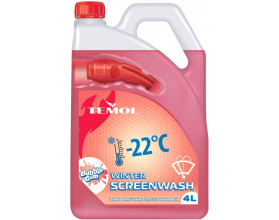 TEMOL WINTER SCREENWASH -22°C BUBLE GUM - 4L